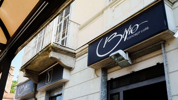 Bivio Concept Cafè La entrata