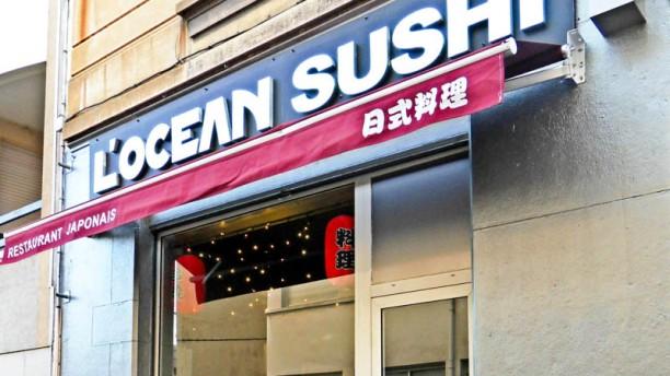 L'Océan Sushi Devanture