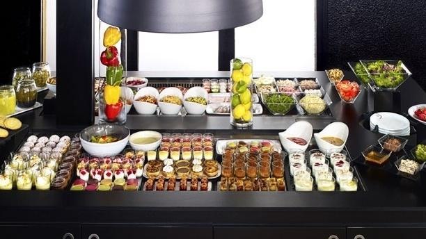 Campanile Clermont Ferrand - Le Brezet Le buffet