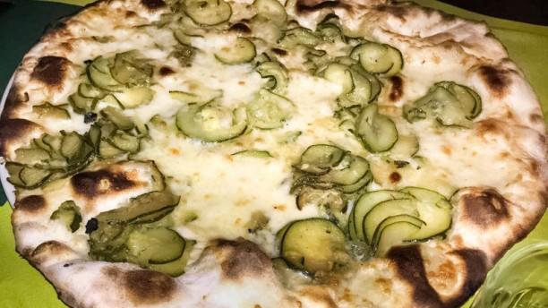 Cinque Stelle pizza