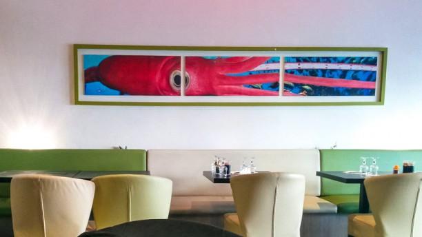 Yamada Salle du restaurant