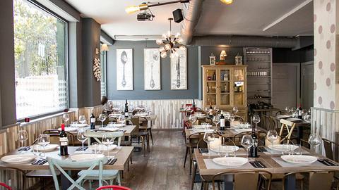 El 9 Brasserie, Madrid