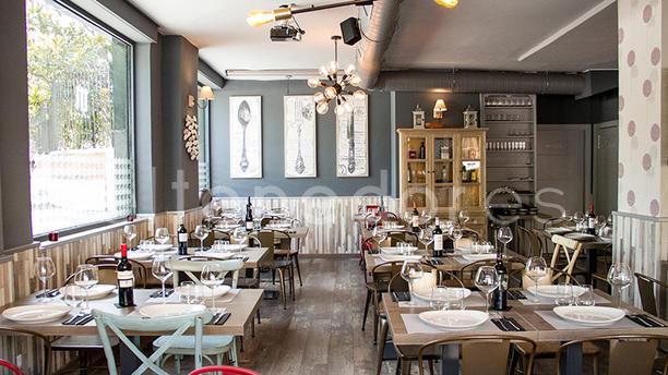 El 9 Brasserie Sala