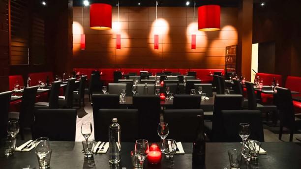 Restaurant & Brasserie De Kleine Wereld Restaurantzaal