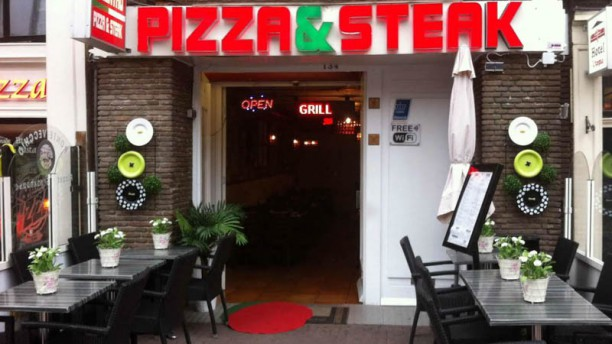 Pizzeria Il Centro ingang