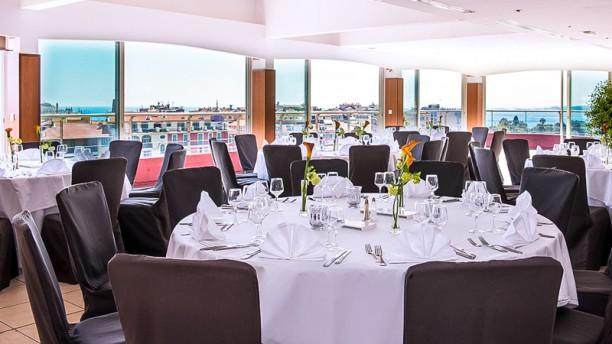 Livingstone Salle du restaurant
