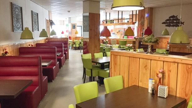 Pannenkoekenrestaurant & Stroop Noordwijkerhout Het restaurant