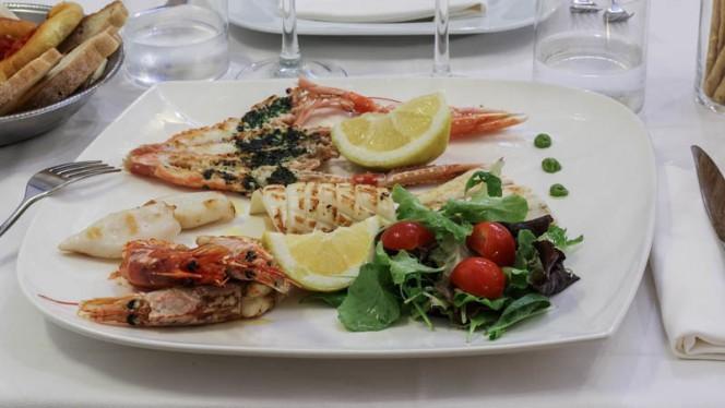 Suggerimento dello chef - Chiaroscuro Roma, Rome