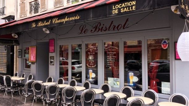 Le Bistrot Champenois Restaurant