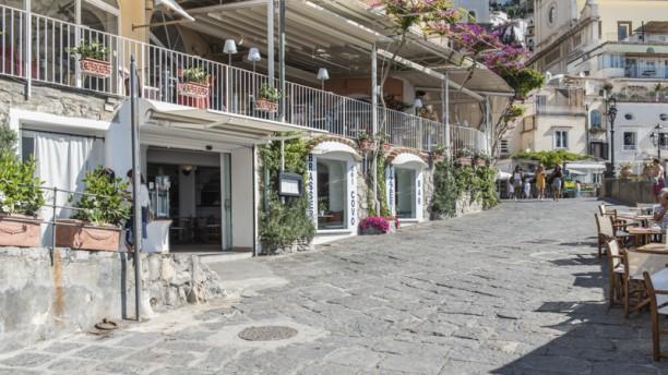 The Brasserie La terrazza