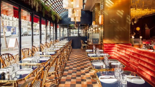 Grand Café Capucines Salle du restaurant