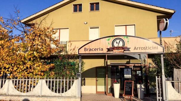 Braceria Arrosticini Da Carlo Facciata