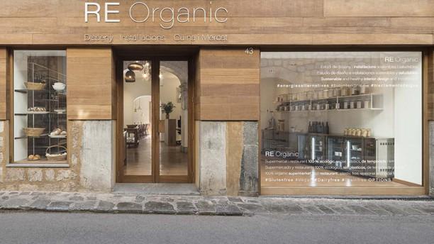Re Organic Fachada