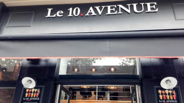 Le 10.Avenue facade