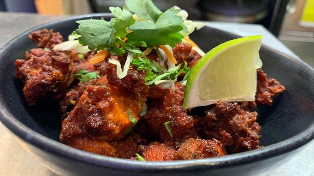 Kerala Restaurant Sugestão do chef