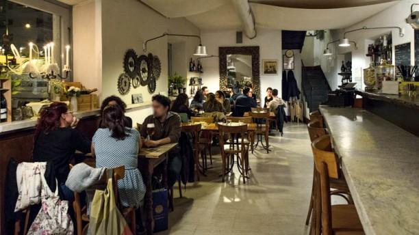 Beere Mangiare & Co Vista sala
