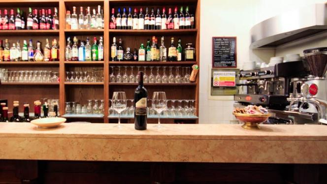 Il ristorante - Pane Vino e San Daniele, Bologna
