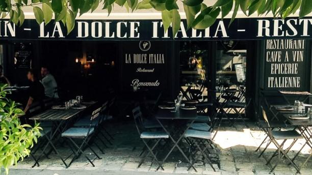 La Dolce Italia Terrasse