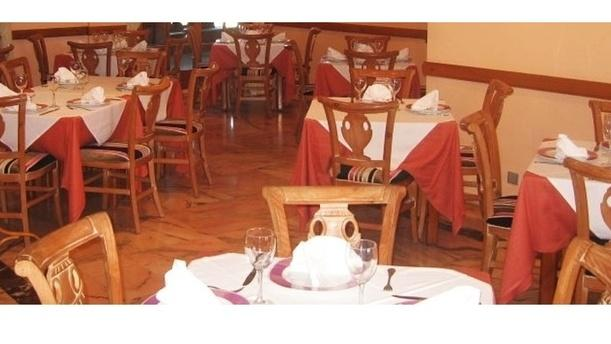 Rincón de Galicia A Lareira Vistas al comedor