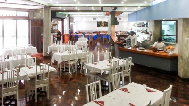 Betânia Restaurante Esplanada Sala