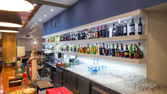 Bar - Betânia Restaurante Esplanada, Lisboa