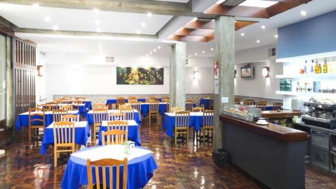 Sala - Betânia Restaurante Esplanada, Lisboa