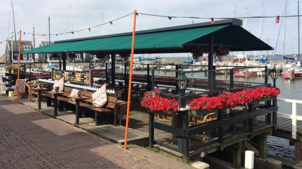 De Visscher Het restaurant