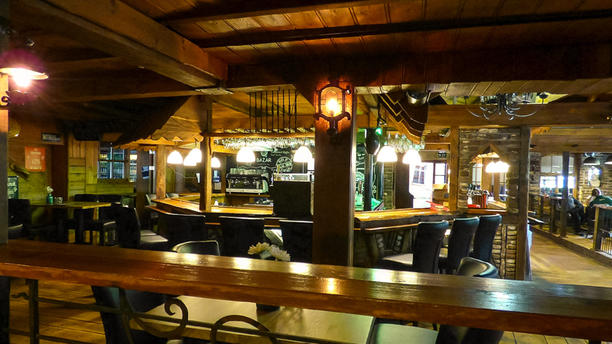 Old Inn bar&kitchen Restaurantzaal