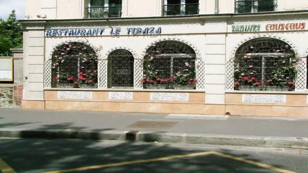 Le Tipaza Malakoff façade