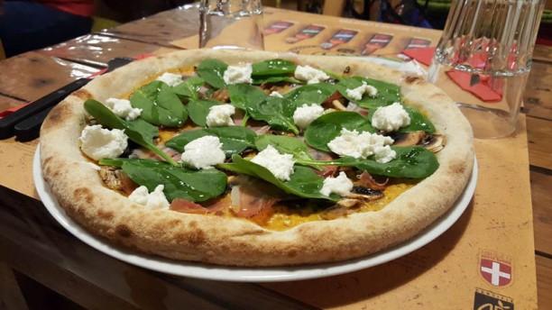 La Boca Pizzeria Suggestion du Chef