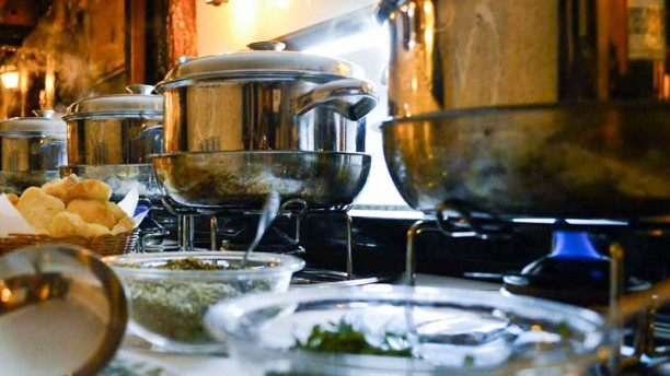 Bar do Camarão - Vila Prudente Valorização da cozinha