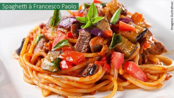 Don Pepe Di Napoli – Arapanés Spaghetti à Francesco Paolo