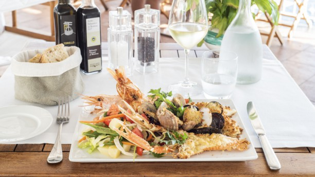 ẩm thực ở Positano