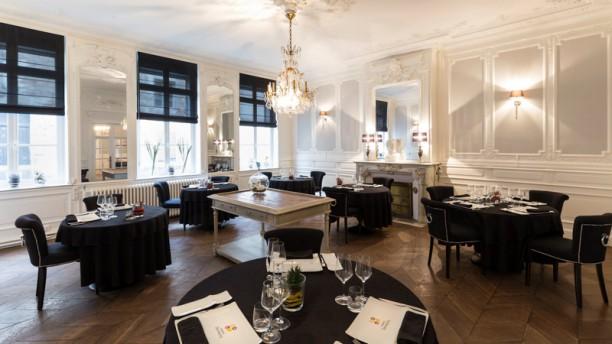 Maison Demarcq Salle du restaurant