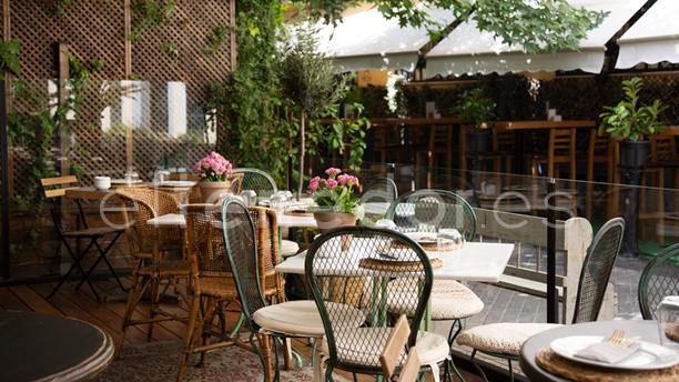 Sottosopra Madrid In Madrid Restaurant Reviews Menu And