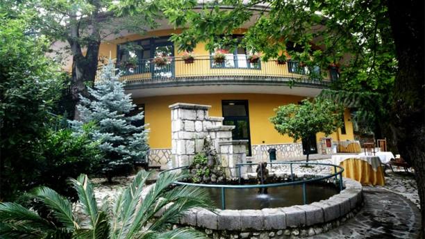 Boschetto Vista esterna