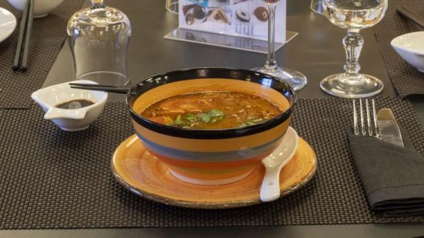 Royal Thai Camelie Suggerimento dello chef