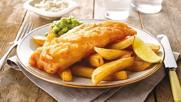 Jim's British Market Suggestion du Chef