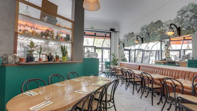 Myrobolant - Restaurant - Paris