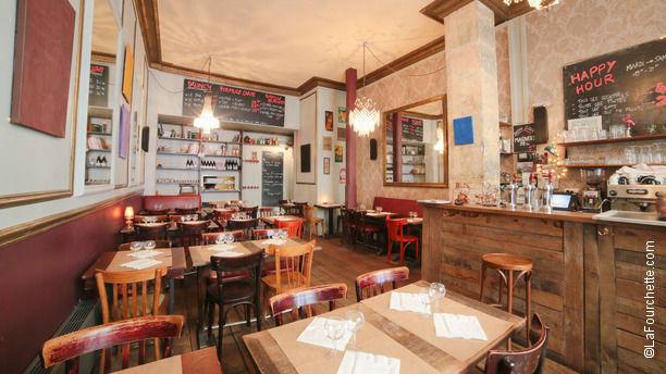 Restaurant Russe Paris Chatelet