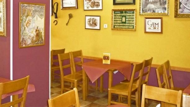 Casa Antonio Moreno Vista mesas