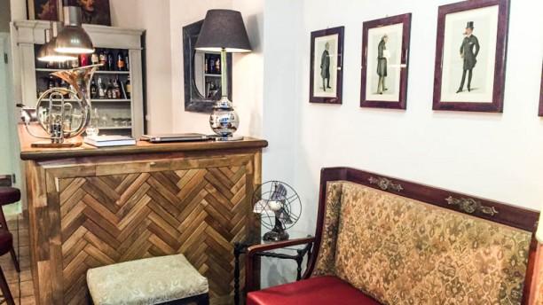 Osteria Pascal La sala