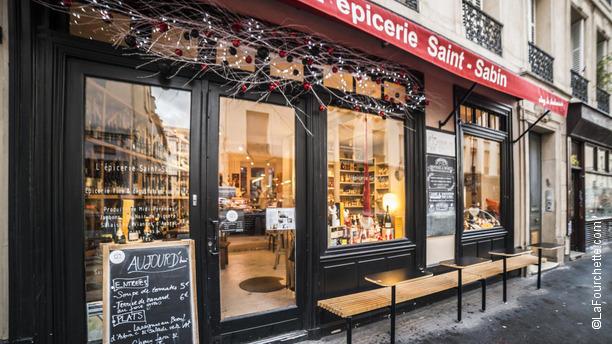 L'épicerie Saint-Sabin L'Epicerie Saint-Sabin