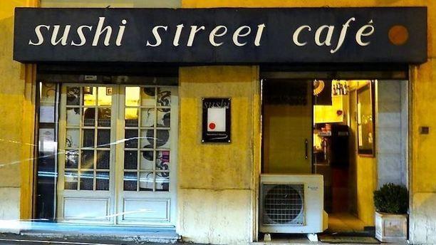 Sushi Street Cafe sushi street cafe