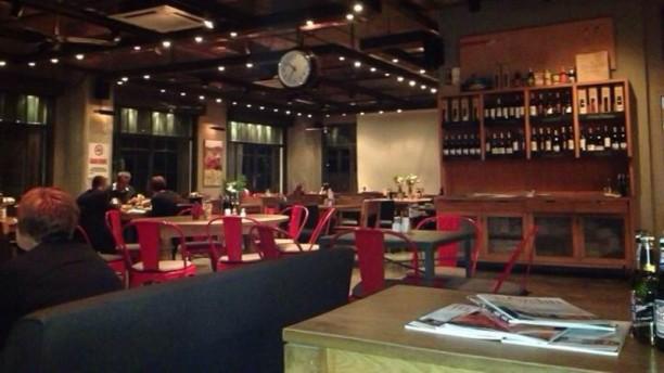 The Winston Brasserie - Aydın Forum AVM Dining hall