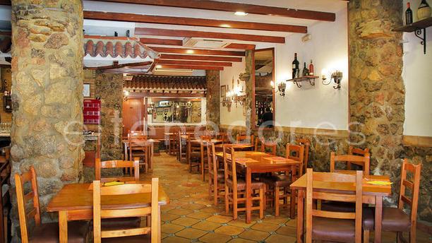 Pizzeria Raffaello vista interior