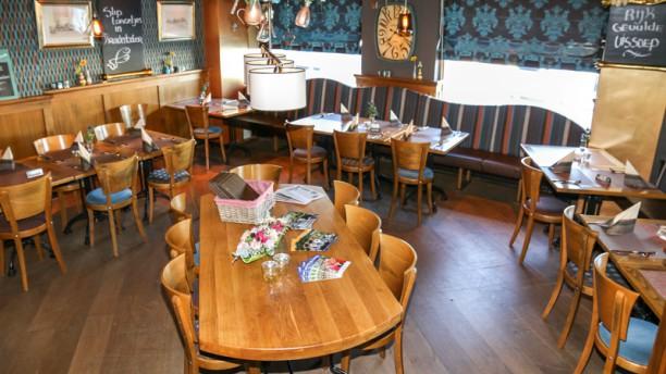 De Posthoorn Het restaurant