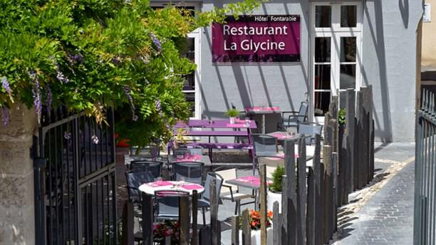 La Glycine Terrase La Glycine