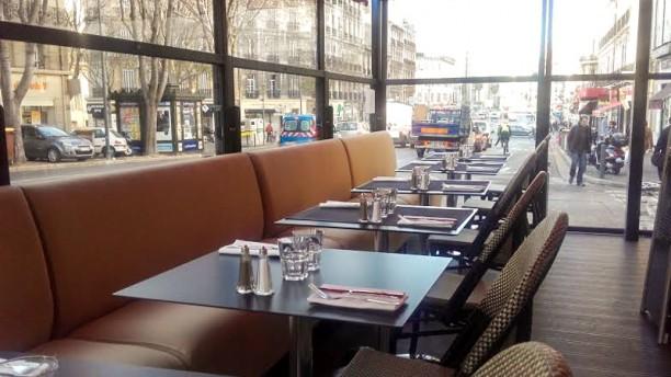 Bistrot Leone Salle du restaurant