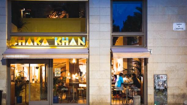 Chaka Khan CHAKA KHAN - Entrada